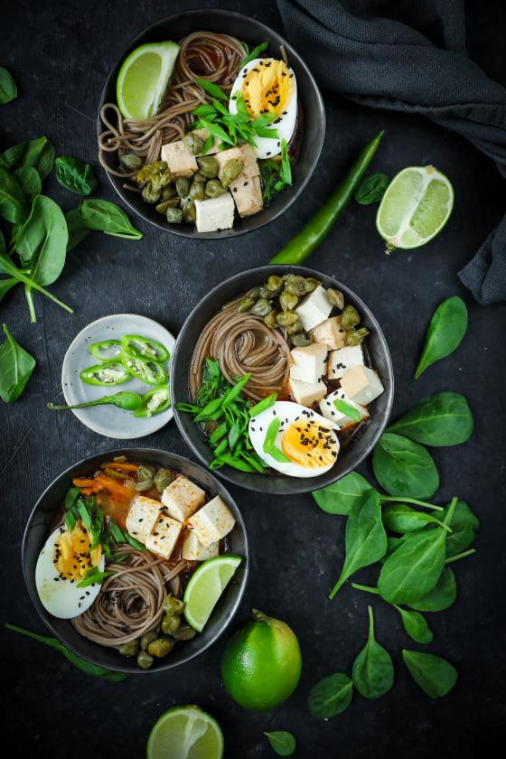 Jak stworzyć 5 postów na Instagram wykorzystując jedno danie